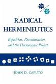Radical Hermeneutics