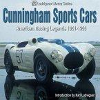 Cunningham Sports Cars, American Racing Legends 1951-1955