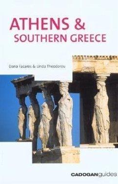 Cadogan Guide Athens & Southern Greece - Facaros, Dana; Theodorou, Linda
