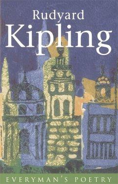Rudyard Kipling: Everyman Poetry - Kipling, Rudyard