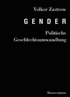 Gender - Zastrow, Volker