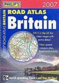 Philip's Road Atlas Britain 2007 A3