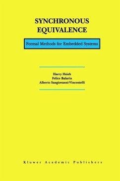 Synchronous Equivalence - Hsieh, Harry; Balarin, Felice; Sangiovanni-Vincentelli, Alberto L.