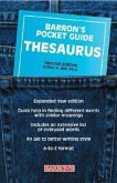 Barron's Pocket Guide Thesaurus