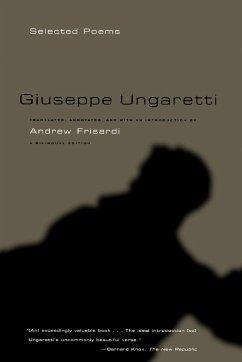 Selected Poems - Ungaretti, Giuseppe