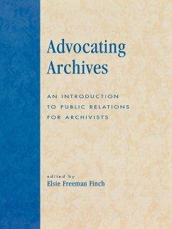 Advocating Archives - Finch, Elsie Freeman