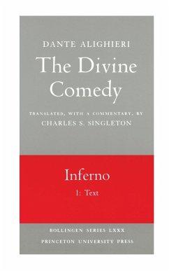 The Divine Comedy, I. Inferno, Vol. I. Part 1 - Dante