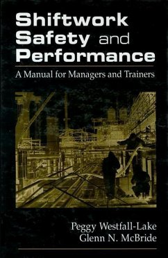 Shiftwork Safety and Performance - Westfall, Peggy