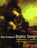 Orphic Songs