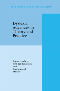 Dyslexia: Advances in Theory and Practice - Lundberg, I. / Tünnessen, Finn Egil / Austad, Ingolv (Hgg.)