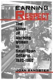 Earning Respect: The Lives of Working Women in Small Town Ontario, 1920-1960