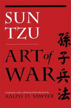 The Art of War - Sawyer, Ralph D.; Sun, Tzu