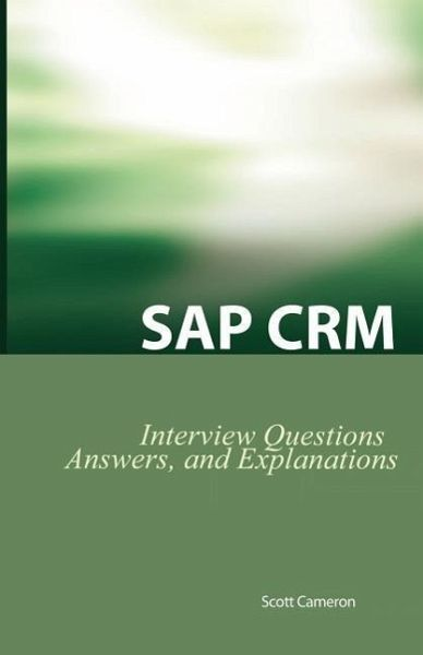 customer relationship management questions and answers