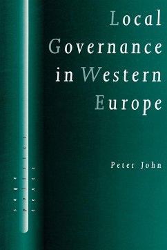 Local Governance in Western Europe - John, Peter