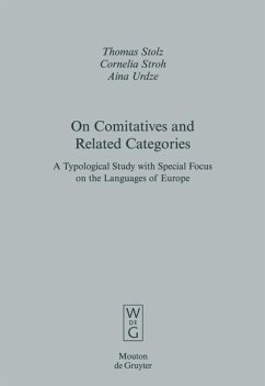 On Comitatives and Related Categories - Stolz, Thomas;Stroh, Cornelia;Urdze, Aina