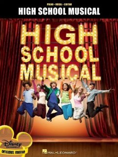 High School Musical, piano-vocal-guitar