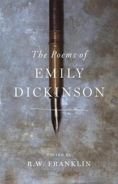 The Poems of Emily Dickinson - Dickinson, Emily