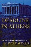 Deadline in Athens: An Inspector Costas Haritos Mystery