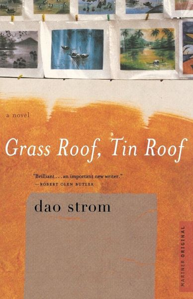 Grass Roof, Tin Roof - Strom, Dao