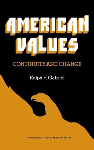 american essay values