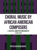 Choral Music by African-American Composers