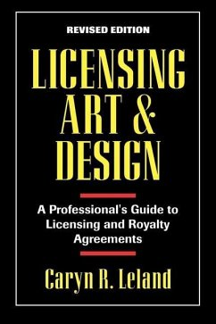 Licensing Art and Design - Leland, Caryn R.