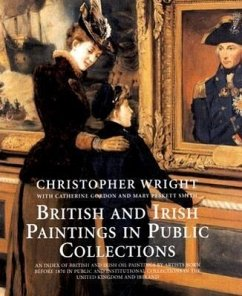 British and Irish Paintings in Public Collections - Wright, Christopher