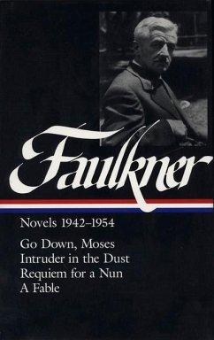 William Faulkner Novels 1942-1954 (Loa #73): Go...