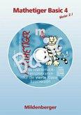 Mathetiger Basic 4 Version 2.0. CD-ROM. Bayern