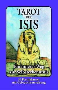 Tarot der Isis, Tarotkarten - Droesbeke, Erna