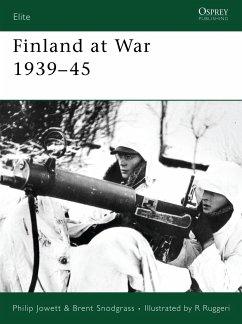 Finland at War 1939-45 - Jowett, Philip S.