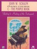 John W Schaum Piano Course C Purple Book
