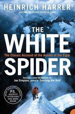 The White Spider - Harrer, Heinrich