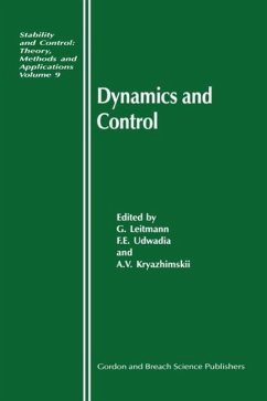 Dynamics and Control