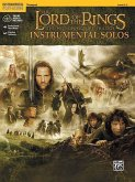 The Lord of the Rings, The Motion Picture Trilogy, w. Audio-CD, for Trumpet