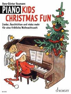 Piano Kids, Christmas Fun - Heumann, Hans-Günter