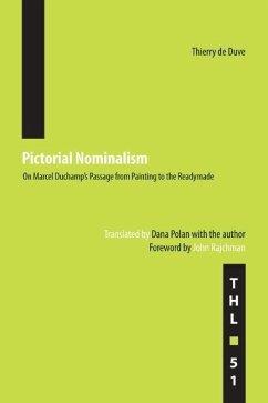 Pictorial Nominalism - De Duve, Thierry