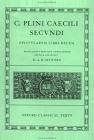 Pliny the Younger Epistularum Libri Decem