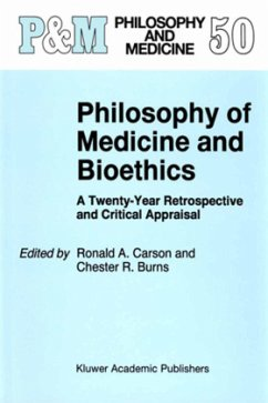 Philosophy of Medicine and Bioethics - Carson