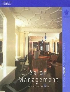 Salon Management: The Official Guide to Level 4 NVQ/SVQ - Green, Martin