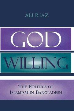 God Willing - Riaz, Ali