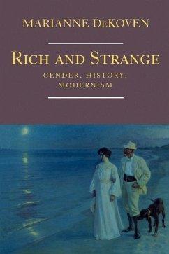 Rich and Strange - Dekoven, Marianne