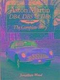 Aston Martin DB4, DB5 and DB6