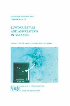Luminous Stars and Associations in Galaxies - de Loore, C. / Willis, A.J. / Laskarides, P. (Hgg.)