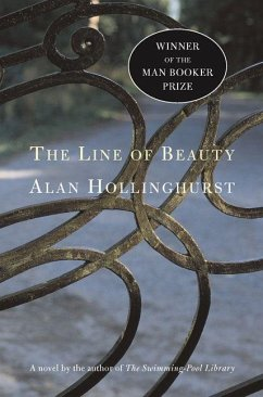 The Line of Beauty - Hollinghurst, Alan