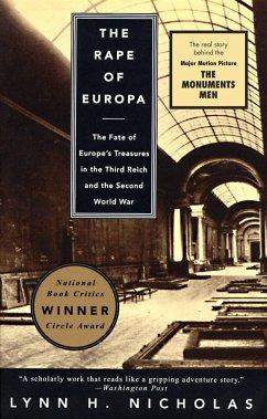 The Rape of Europa: The Fate of Europe´s Treasu...