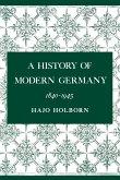 A History of Modern Germany, Volume 3