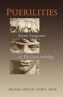 "Puerilities: Erotic Epigrams of ""The Greek Anthology"""
