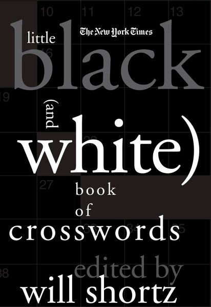 The New York Times Little Black (and White) Book of Crosswords - New York Times