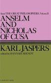 Anselm and Nicholas of Cusa